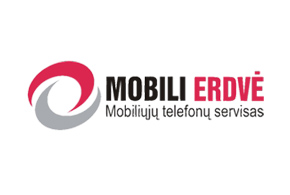mobili erdvė