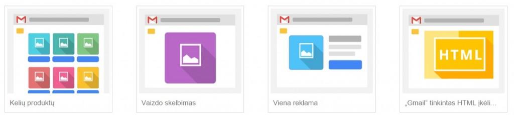Gmail reklama GSP 1